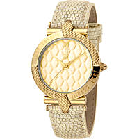 montre seul le temps femme Just Cavalli Animals JC1L047L0025