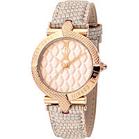 montre seul le temps femme Just Cavalli Animals JC1L047L0035