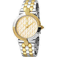 montre seul le temps femme Just Cavalli Animals JC1L047M0085