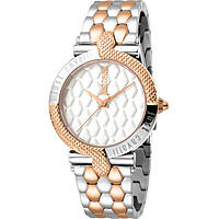 montre seul le temps femme Just Cavalli Animals JC1L047M0095