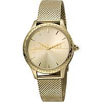montre seul le temps femme Just Cavalli Logo JC1L023M0095