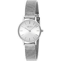 montre seul le temps femme Liujo Mini Moonlight TLJ1202