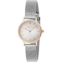 montre seul le temps femme Liujo Mini Moonlight TLJ1206