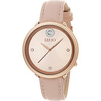 montre seul le temps femme Liujo Only You TLJ1156