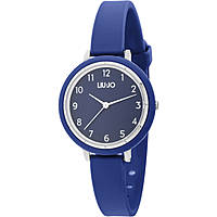 montre seul le temps femme Liujo Sporty Color TLJ1259
