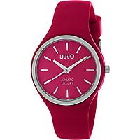 montre seul le temps femme Liujo Sprint TLJ1142