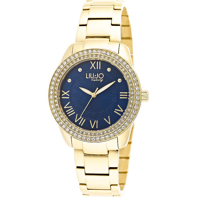 montre seul le temps femme Liujo Time Collection TLJ899
