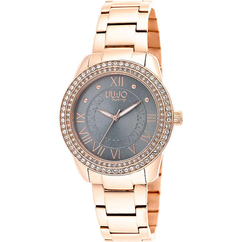 montre seul le temps femme Liujo Time Collection TLJ901