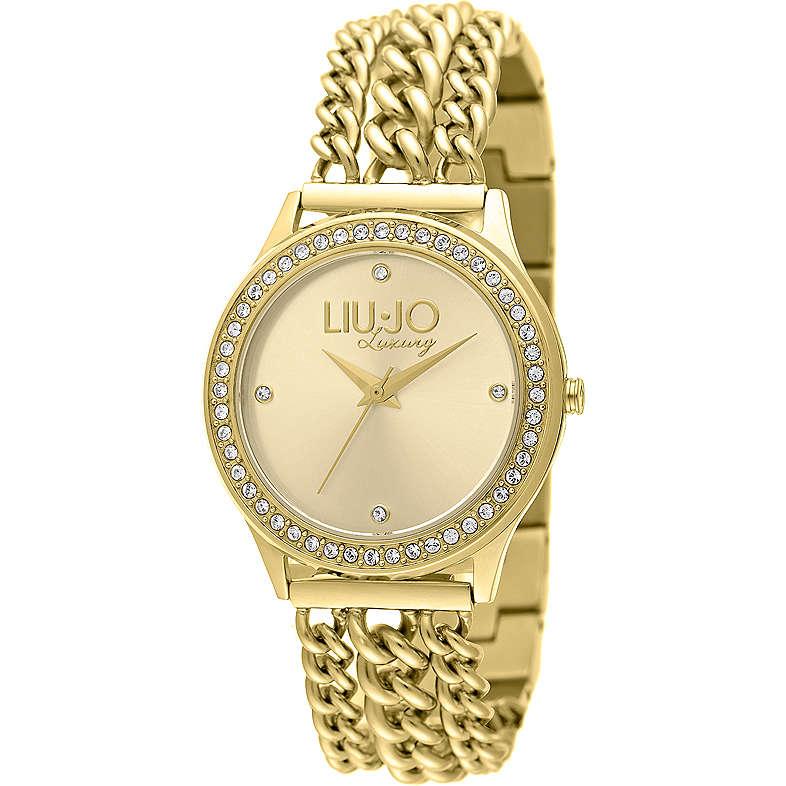 montre seul le temps femme Liujo Time Collection TLJ934