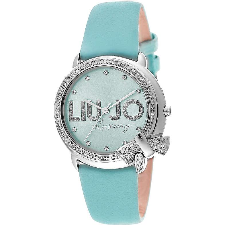 montre seul le temps femme Liujo Time Collection TLJ942