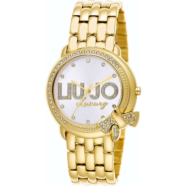 montre seul le temps femme Liujo Time Collection TLJ945
