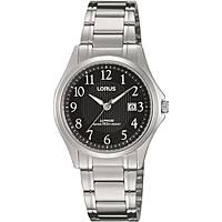 montre seul le temps femme Lorus Classic RH715BX9