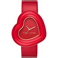 montre seul le temps femme Marc Jacobs The Heart MJ1614