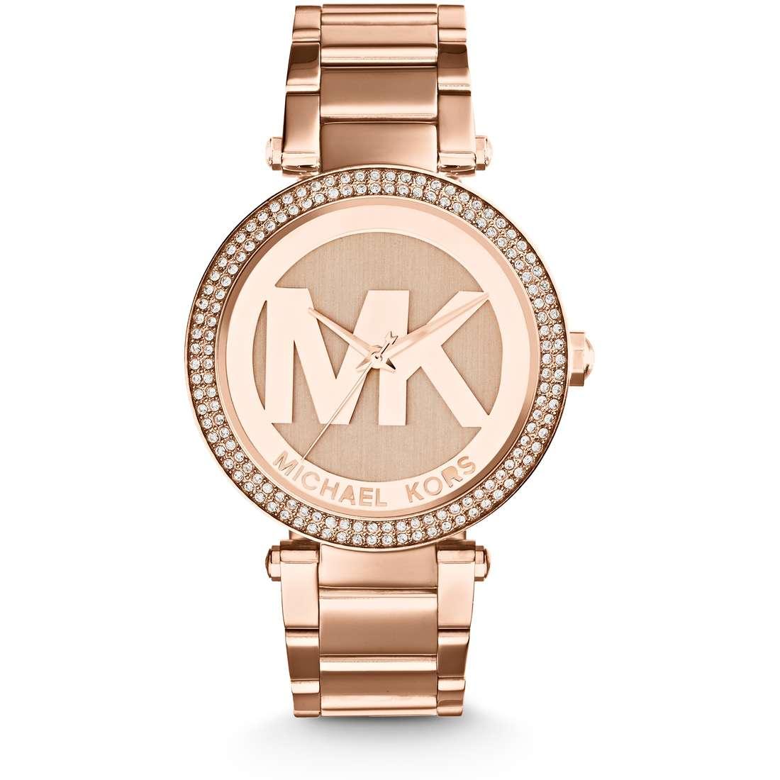 montre seul le temps femme Michael Kors MK5865