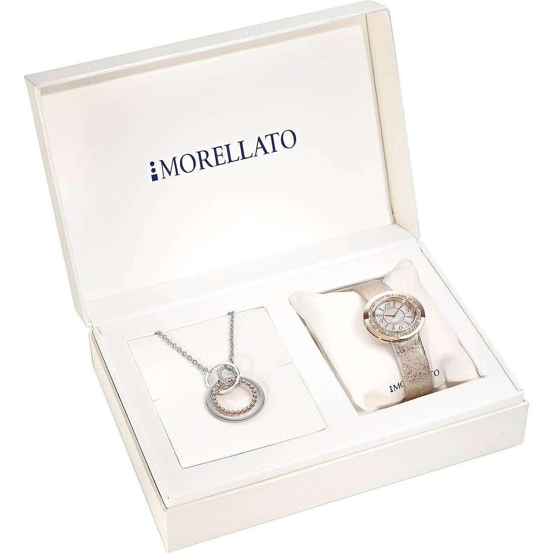 montre seul le temps femme Morellato Bagliori R0151112509