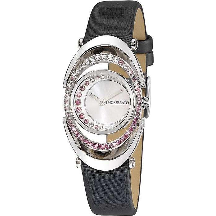montre seul le temps femme Morellato Black & White R0151106505