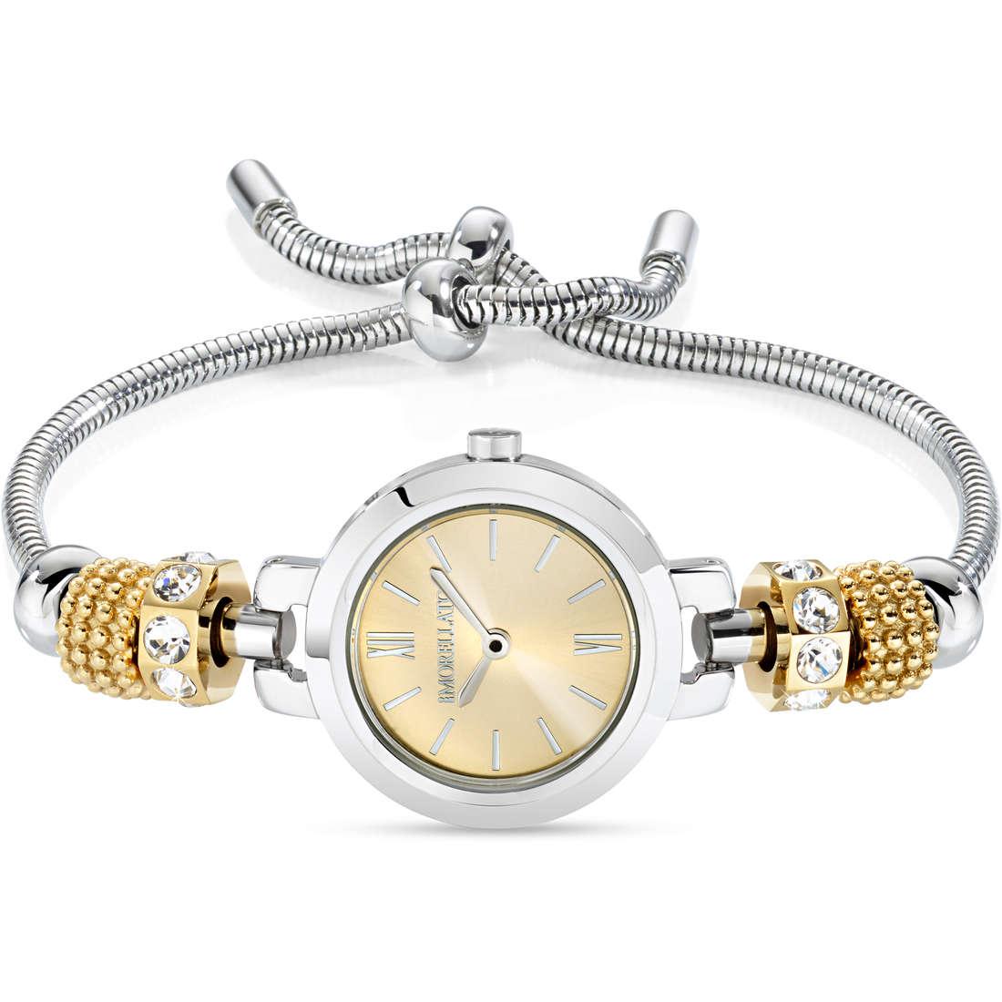 montre seul le temps femme Morellato Drops Time R0153122546