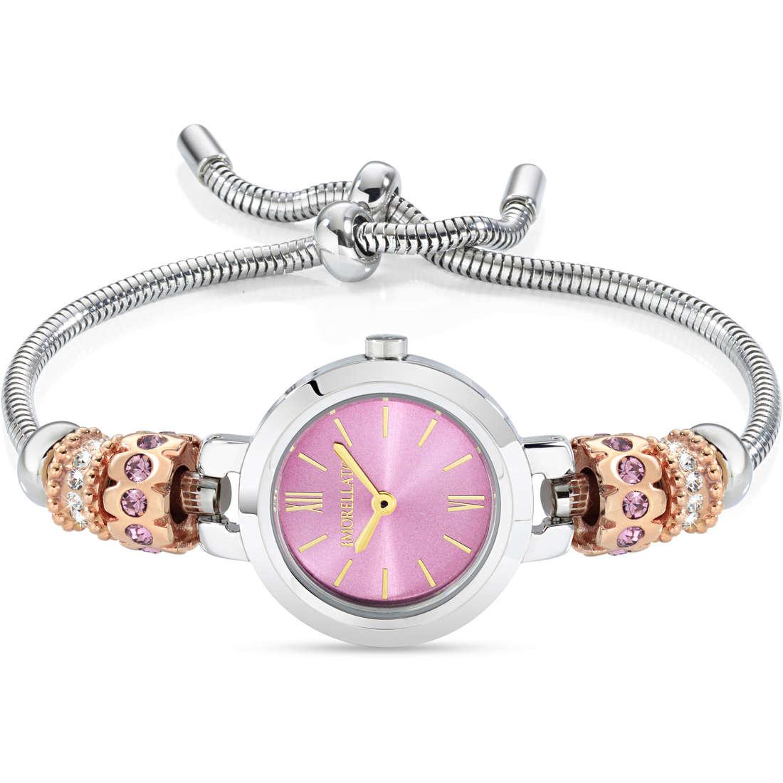 montre seul le temps femme Morellato Drops Time R0153122550