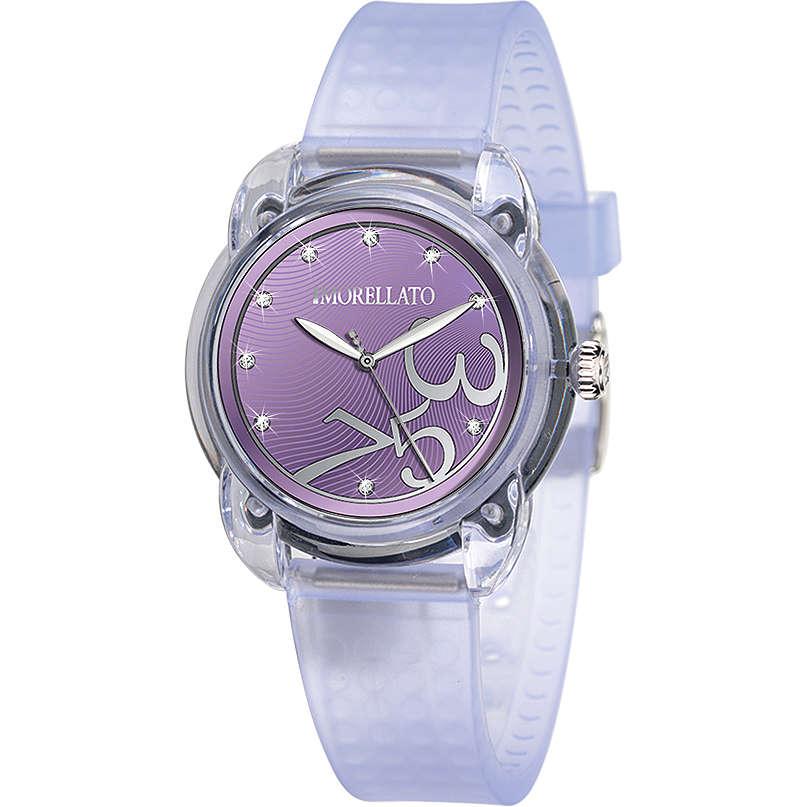 montre seul le temps femme Morellato Jelly R0151101503