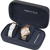 montre seul le temps femme Nautica Prh Box NAPPRH006