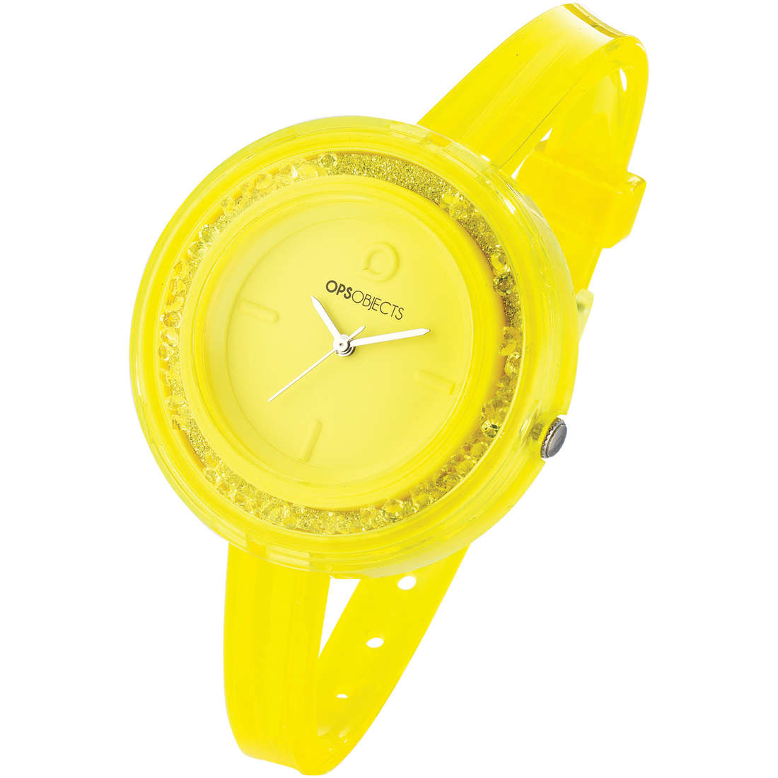 montre seul le temps femme Ops Objects Moving Ston OPSPW-390