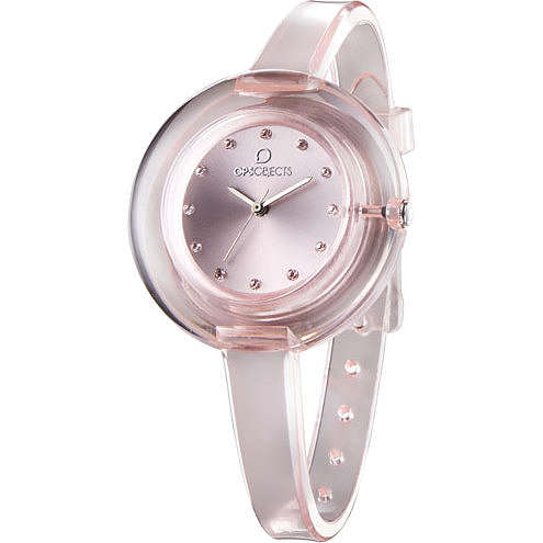 montre seul le temps femme Ops Objects Ops!Nude OPSPW-61