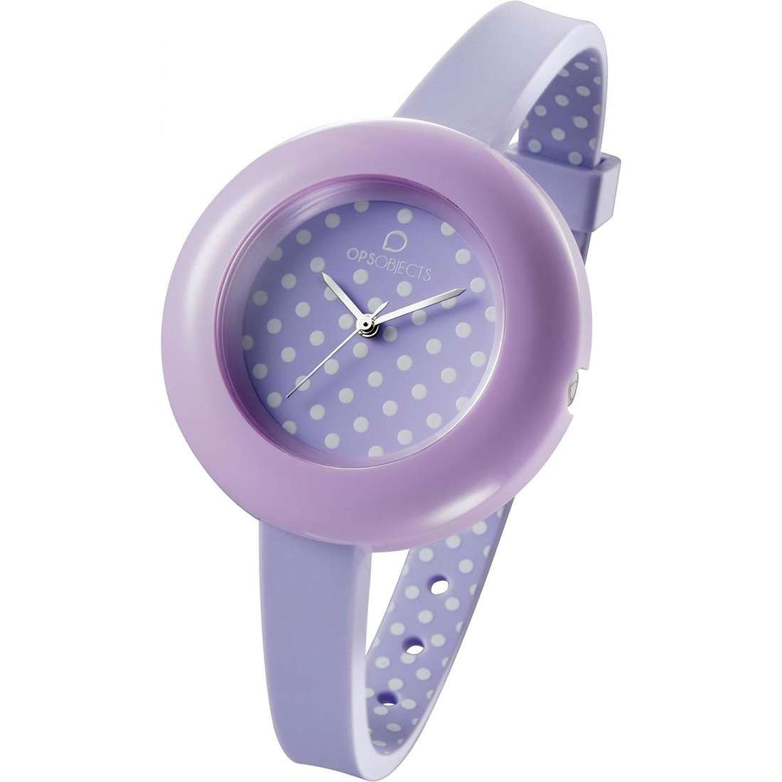 montre seul le temps femme Ops Objects Pois OPSPW-10