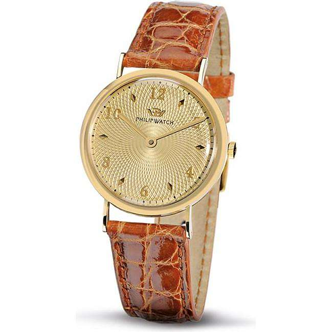 montre seul le temps femme Philip Watch Capsulette R8051551565