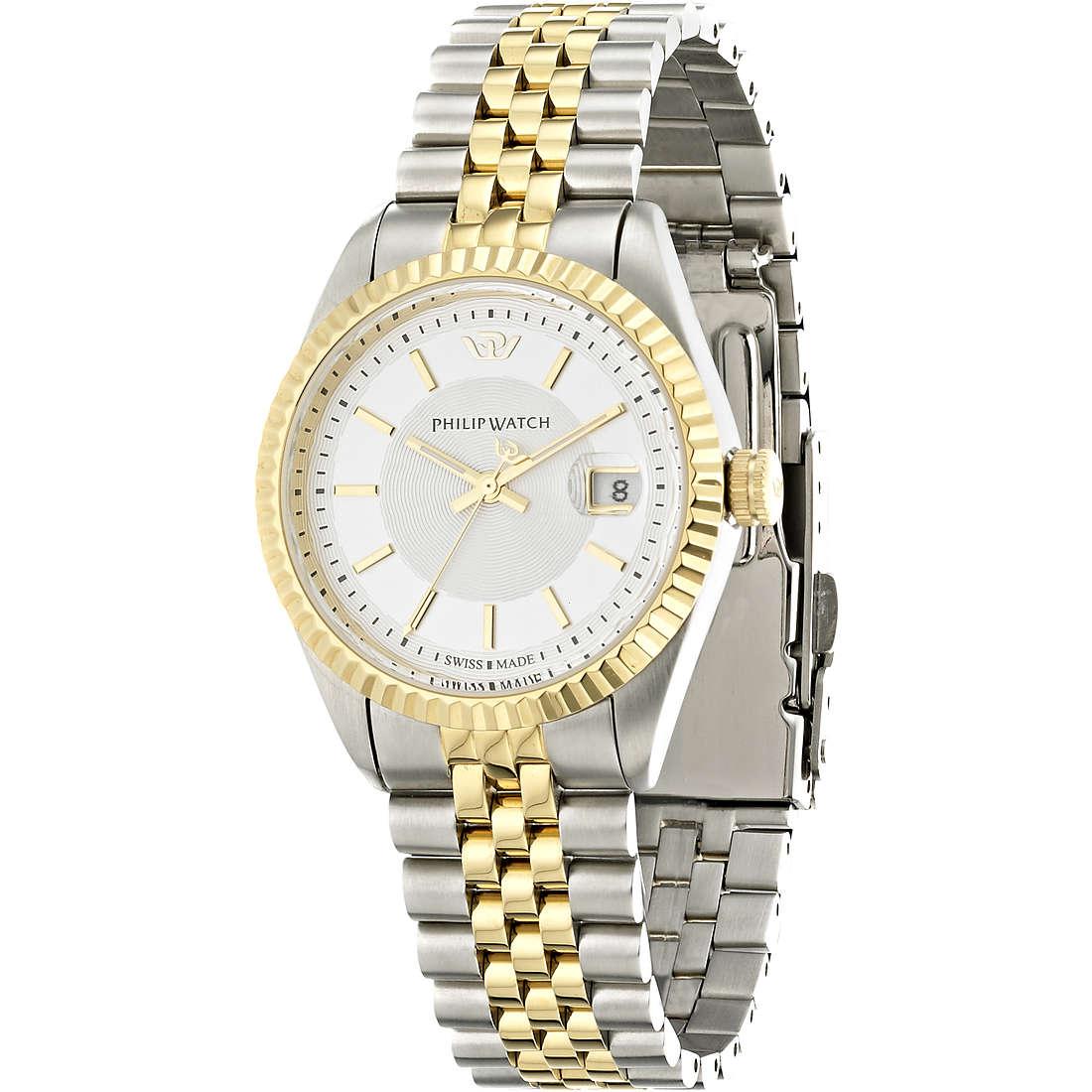 montre seul le temps femme Philip Watch Caribe R8253107509