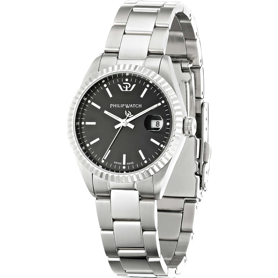 montre seul le temps femme Philip Watch Caribe R8253107510