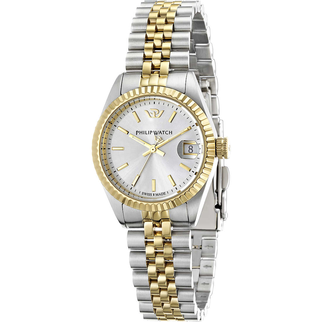 montre seul le temps femme Philip Watch Caribe R8253107515
