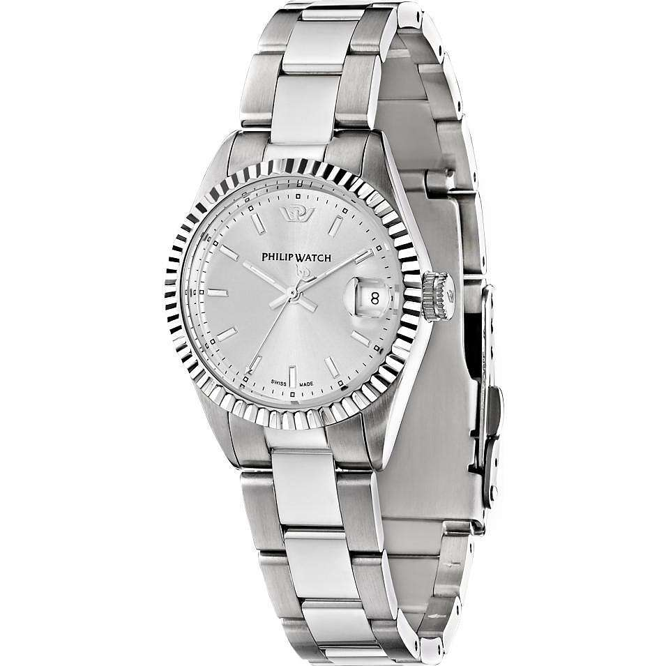 montre seul le temps femme Philip Watch Caribe R8253597017