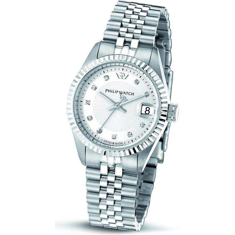 montre seul le temps femme Philip Watch Caribe R8253597502