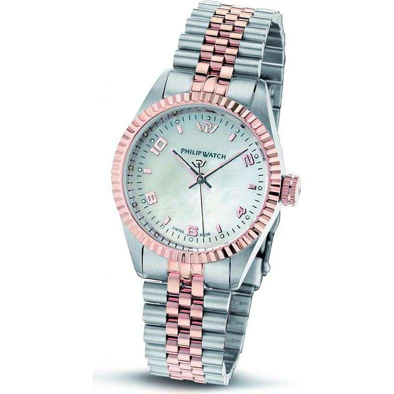 montre seul le temps femme Philip Watch Caribe R8253597503