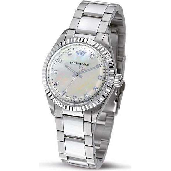 montre seul le temps femme Philip Watch Caribe R8253597508
