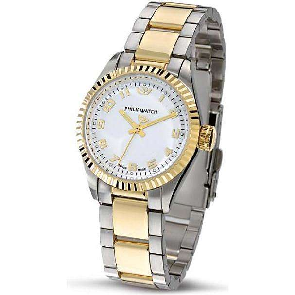 montre seul le temps femme Philip Watch Caribe R8253597509