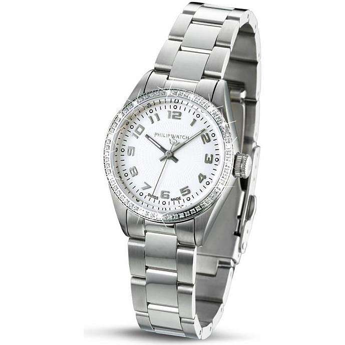montre seul le temps femme Philip Watch Caribe R8253597511