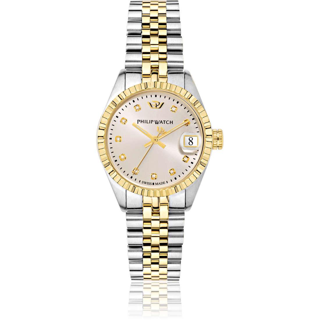 montre seul le temps femme Philip Watch Caribe R8253597522