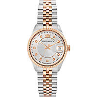 montre seul le temps femme Philip Watch Caribe R8253597525