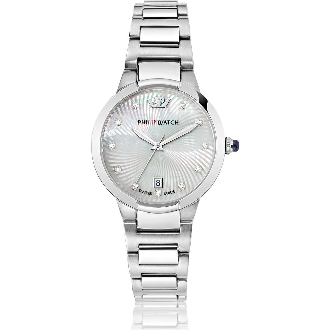 montre seul le temps femme Philip Watch Corley R8253599502