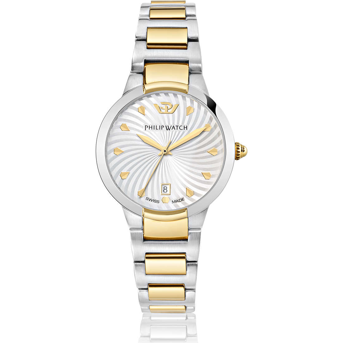 montre seul le temps femme Philip Watch Corley R8253599505
