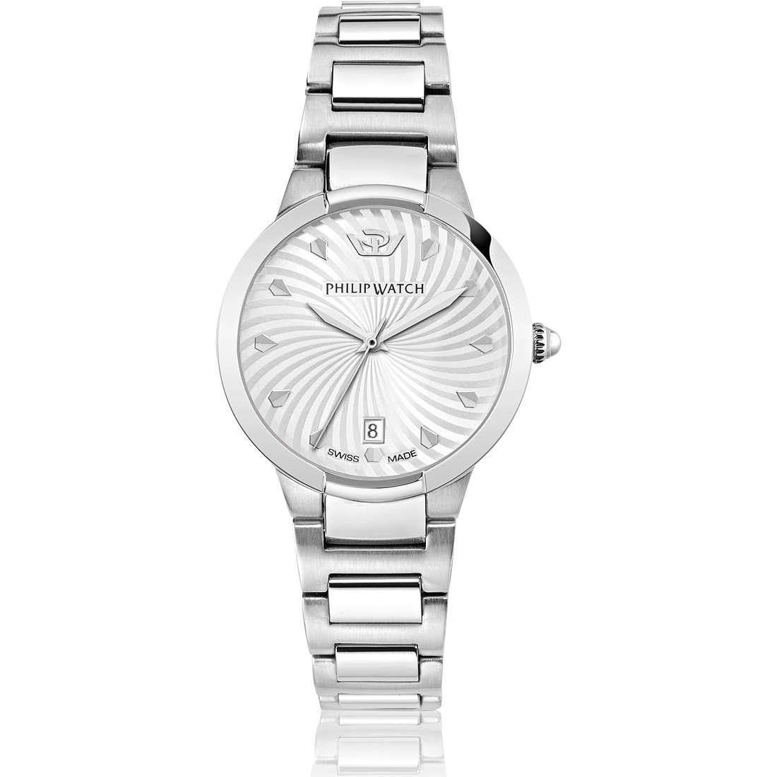 montre seul le temps femme Philip Watch Corley R8253599506