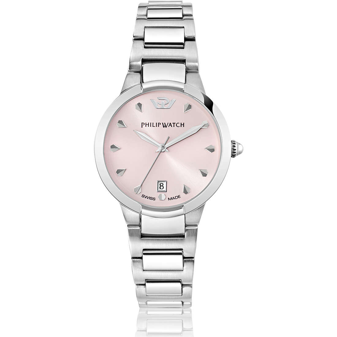 montre seul le temps femme Philip Watch Corley R8253599508