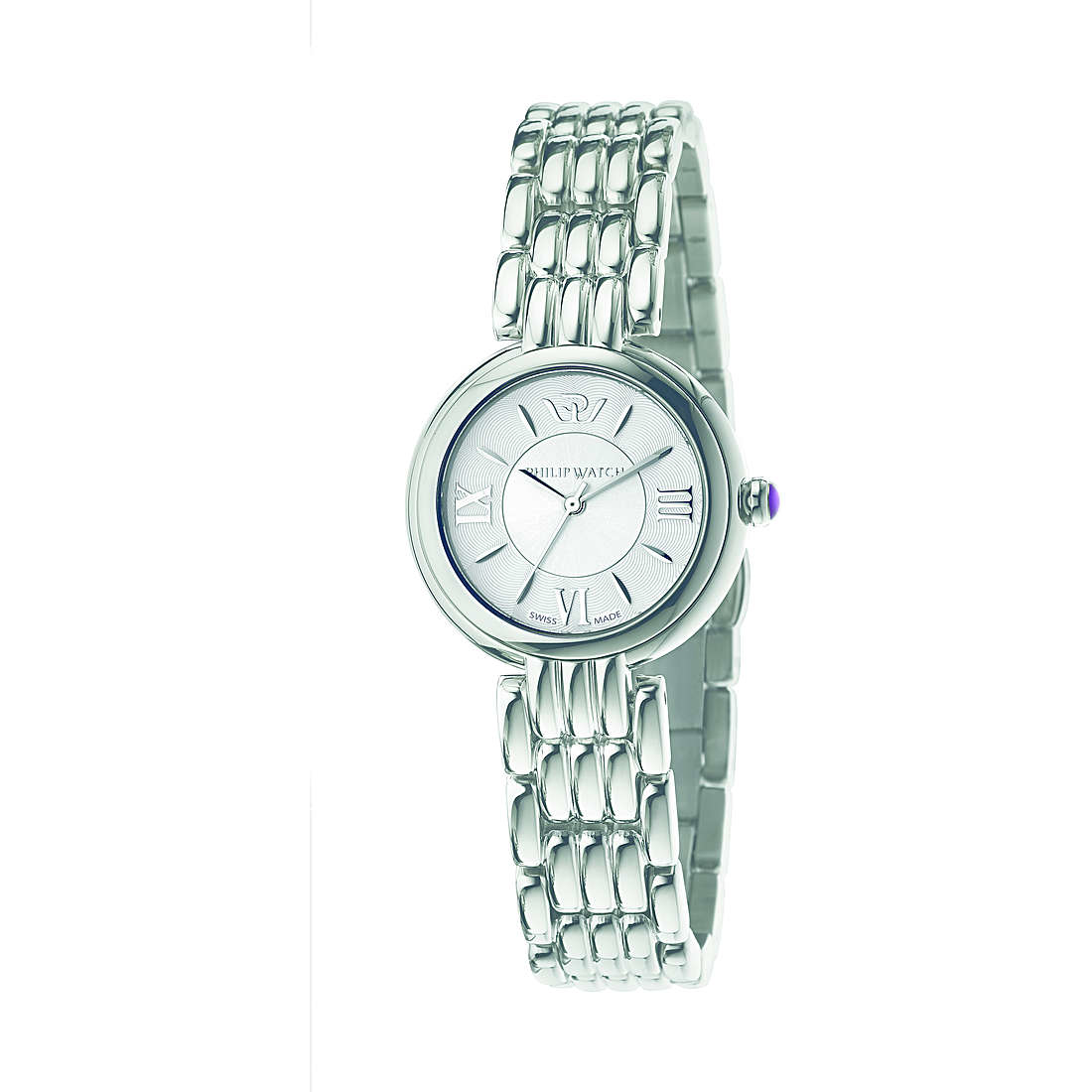 montre seul le temps femme Philip Watch Ginevra R8253491502