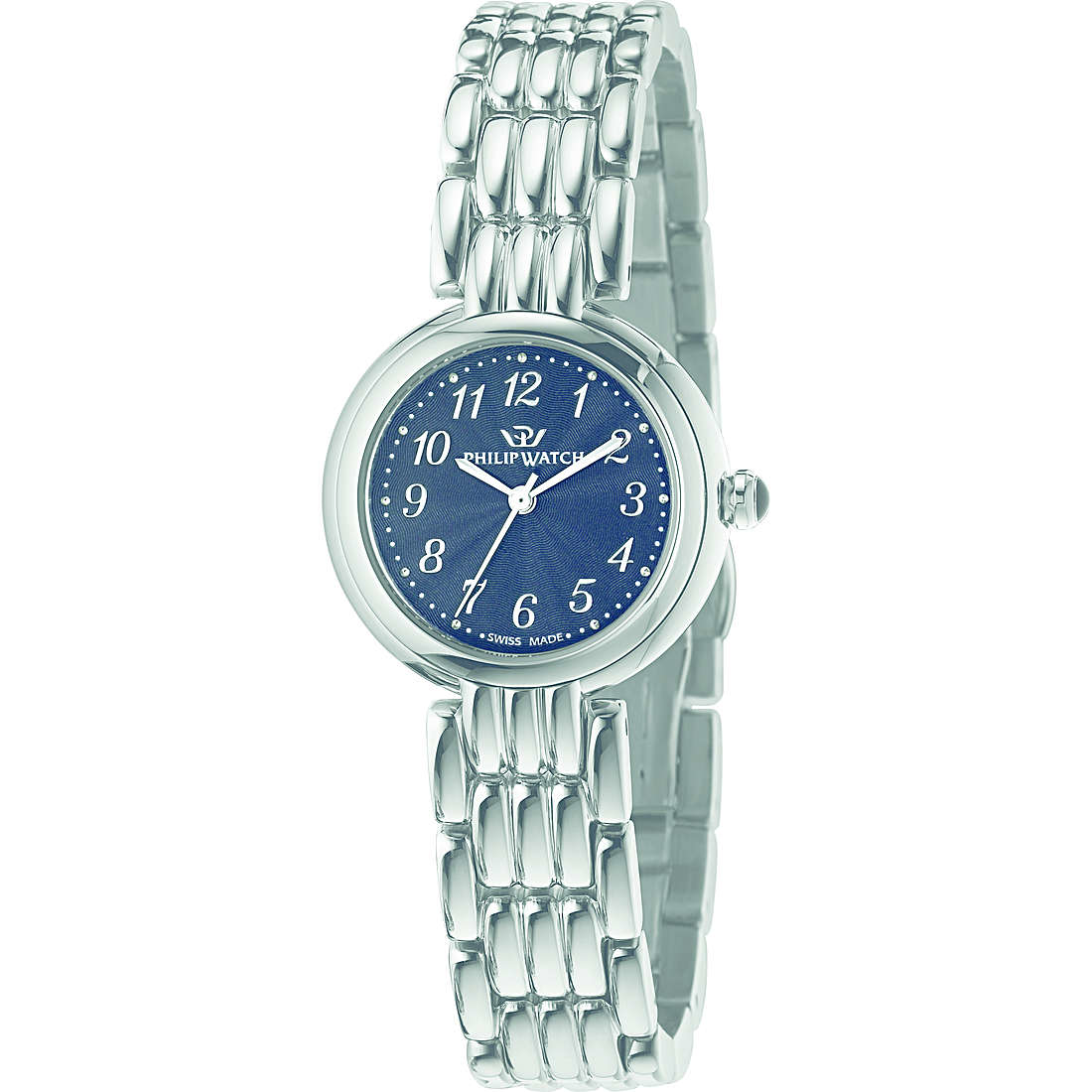 montre seul le temps femme Philip Watch Ginevra R8253491503
