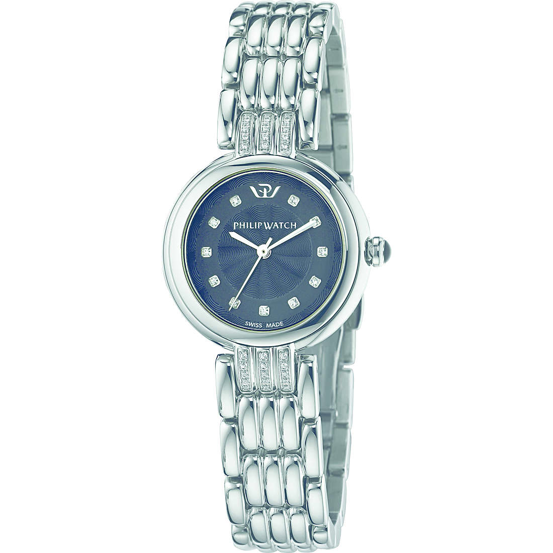 montre seul le temps femme Philip Watch Ginevra R8253491506
