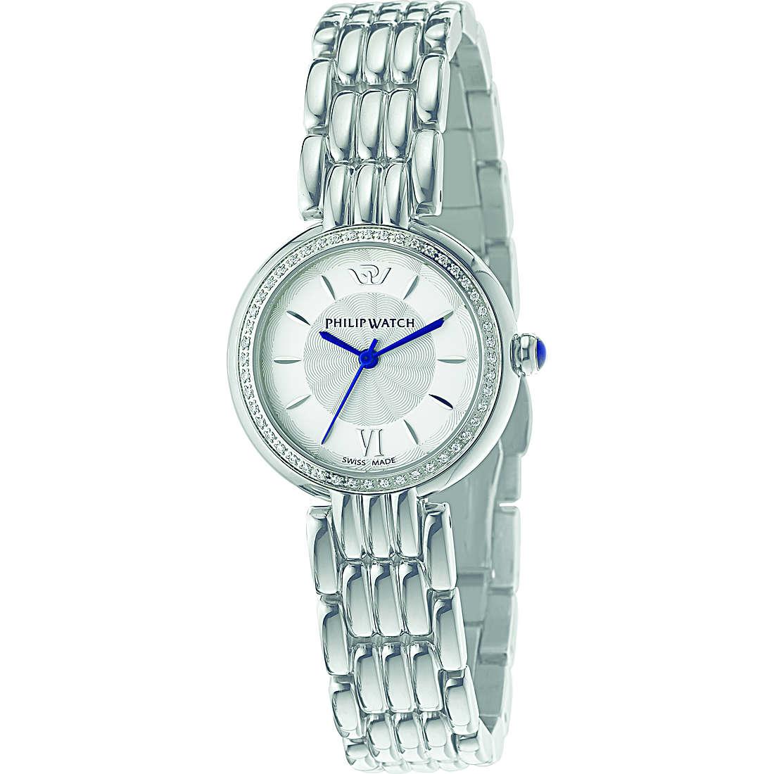 montre seul le temps femme Philip Watch Ginevra R8253491507