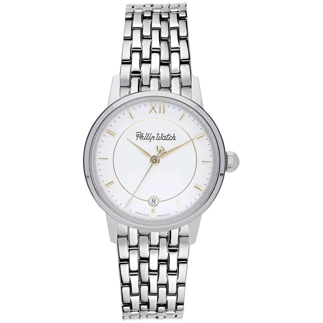 montre seul le temps femme Philip Watch Grand Archive R8253598502