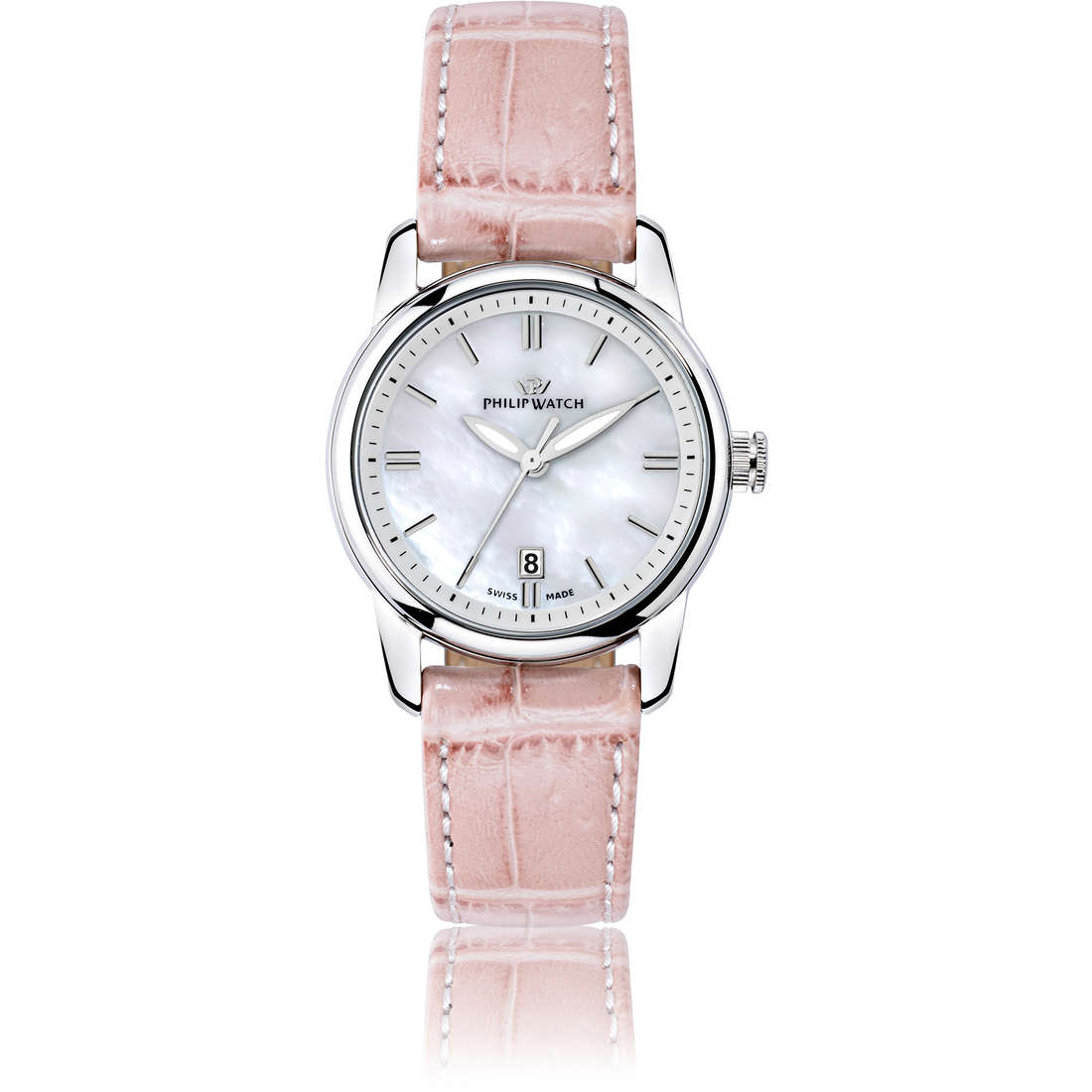 montre seul le temps femme Philip Watch Kent R8251178507