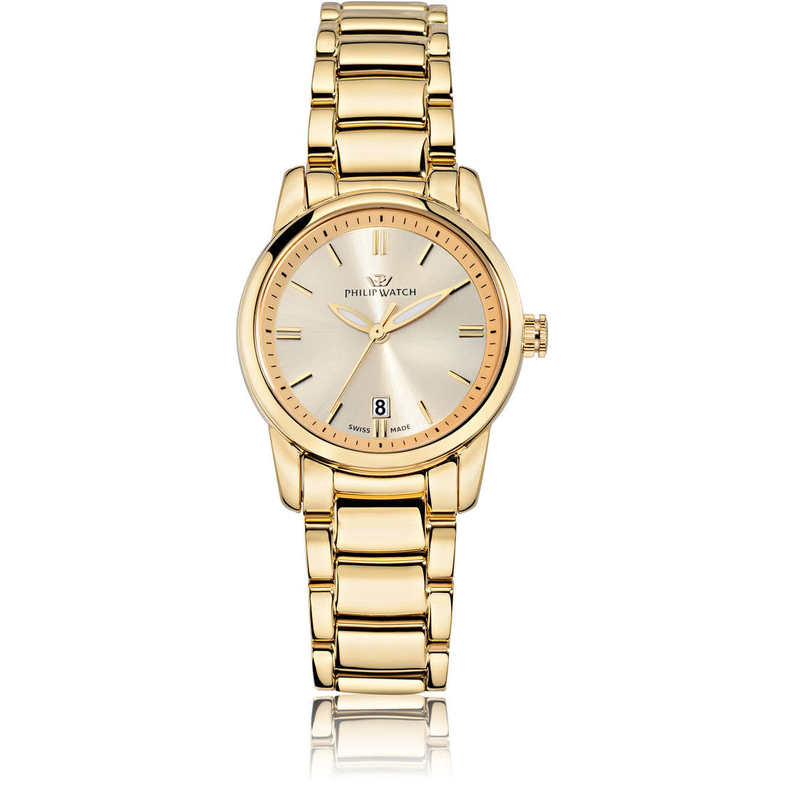 montre seul le temps femme Philip Watch Kent R8253178509